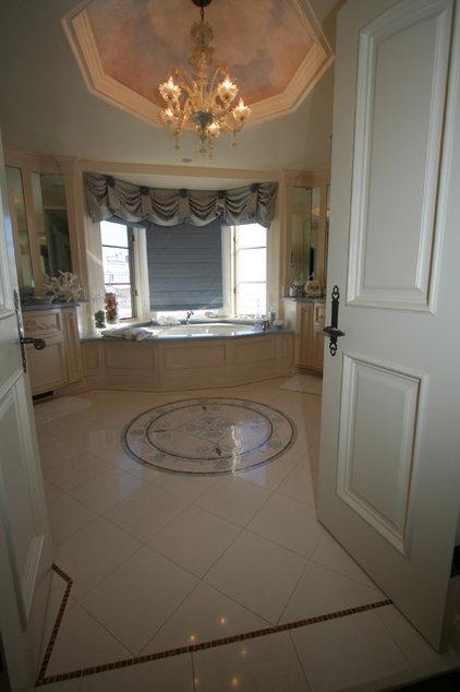 Traditional Bathroom by Steigerwald-Dougherty, Inc.