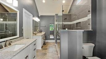 Large Walk In Shower Bathroom Remodel