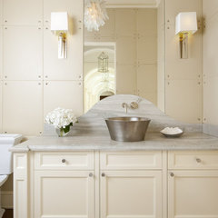 traditional bathroom by Institute of Classical Architecture & Art - Texas