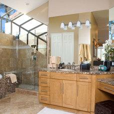 Bathroom by Larry Hanna