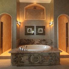 Contemporary Bathroom by Van Alan Homes