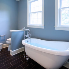 Traditional Bathroom by Rule4 Building Group