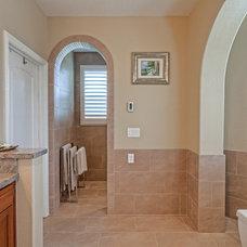 Contemporary Bathroom by Floor To Ceiling