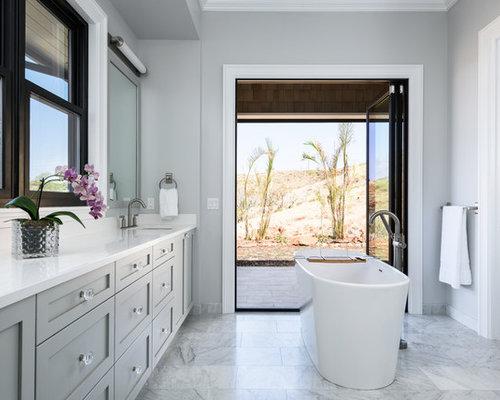 Transitional Hawaii Bathroom Design Ideas Remodels Photos