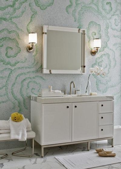 Contemporary Bathroom by KALLISTA Plumbing