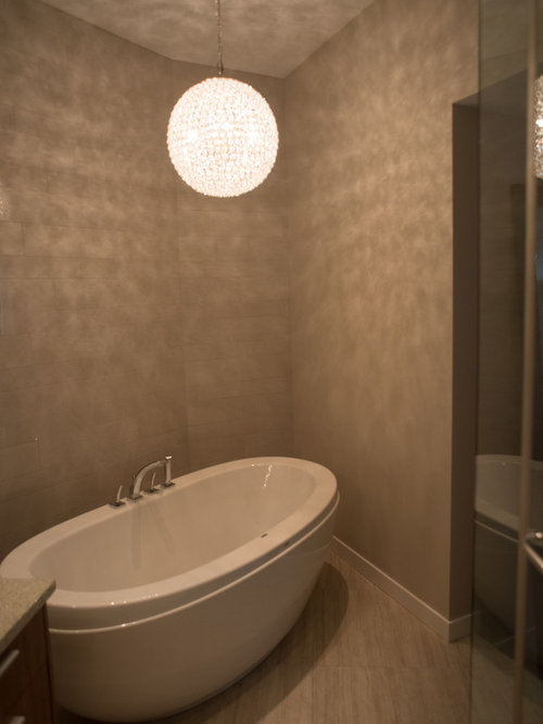 Birch Panels Bath Design Ideas Pictures Remodel Decor With Recycled Glass Countertops