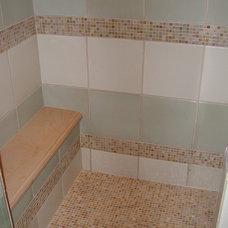 Traditional Bathroom by Karen Ellentuck. ASID