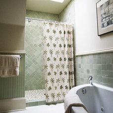 Contemporary Bathroom by Hammer & Hand