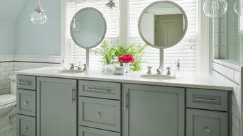 Laurelhurst Master Bathroom