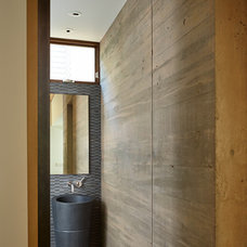 Contemporary Bathroom by Prestige Residential Construction
