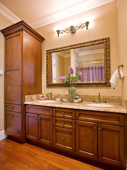 Tall Bathroom Cabinet With Mirror: Tall Vanity Ideas, Pictures, Remodel And Decor