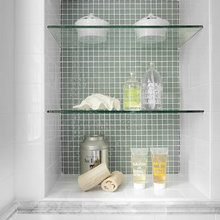 Recess Time: Boost Your Bathroom Storage With a Niche