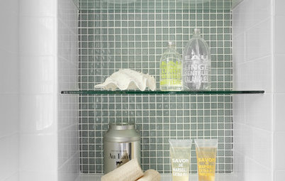 How to Pick a Shower Niche That's Not Stuck in a Rut