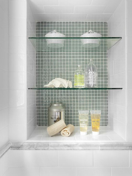 Niche Shelves Houzz