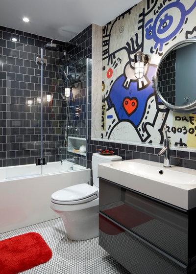 Современный Ванная комната by Alair Homes Forest Hill