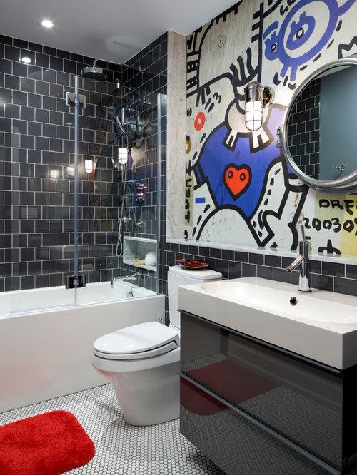 Ikea Porcelain Floor Tile | Houzz on house beautiful bathroom design, renovation bathroom design, joanna gaines bathroom design, shabby chic bathroom design, fall bathroom design, trends bathroom design, mediterranean bathroom design, pinterest bathroom design, small bathroom tile design, bathroom interior design, simple small house design, rustic cottage bathroom design, very small bathroom design, modern bathroom design, early 1900 bathroom design, asian bathroom design, spa bathroom design, fireplace with stone wall living room design, retro bathroom design, shaker style bathroom design,