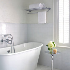 Traditional Bathroom by Black General Contracting