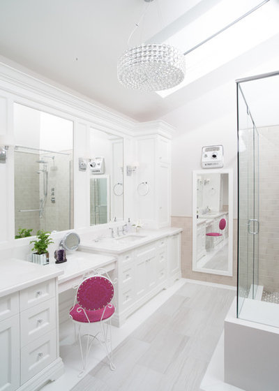 Design Basics To Help You Think Through A New Master Bath