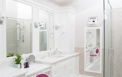 standard measurements design basics to help you think through a new master bath