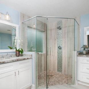 Lawrenceville, GA Master Bathroom Remodel November 2017