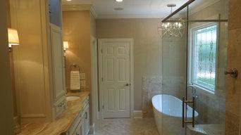 Lawrenceville Master Bath