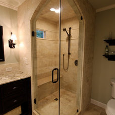 Traditional Bathroom by Infinite Home