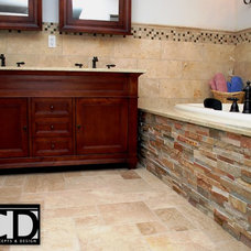 Traditional Bathroom by Wilson Concepts & Design, Inc.