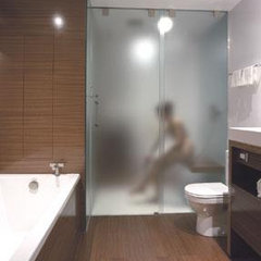 modern bathroom by Loadingdock5 Architecture PLLC