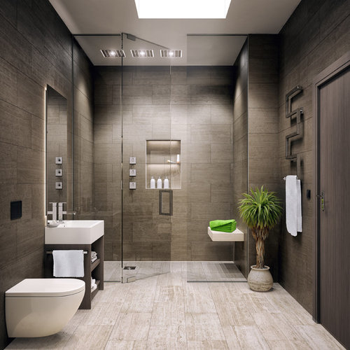 Modern Master Bathroom Ideas Designs Remodel Photos Houzz