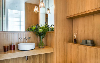 8 Ways a Great Vanity Can Transform a Small Bathroom