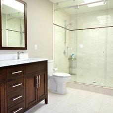 Traditional Bathroom by Ashton Renovations