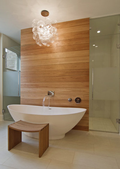 Contemporary Bathroom by Besch Design, Ltd.