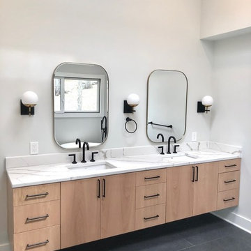 Lebanon NJ Master Bathroom