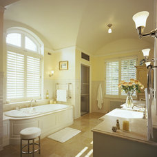 Traditional Bathroom by Neumann Lewis Buchanan Architects