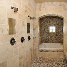 Traditional Bathroom by Inspired Interiors