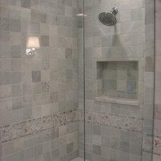 Traditional Bathroom by lee goske • 2cranesdesign