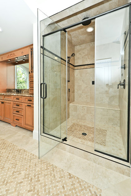 Traditional Bathroom by SEED Homes