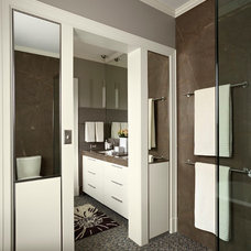 Contemporary Bathroom by Welch Forsman Associates