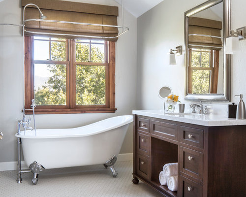 Best craftsman bathroom design ideas remodel pictures - Craftsman bathroom design ...