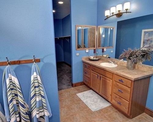 Teen Boy Bathroom Design Ideas, Pictures, Remodel & Decor