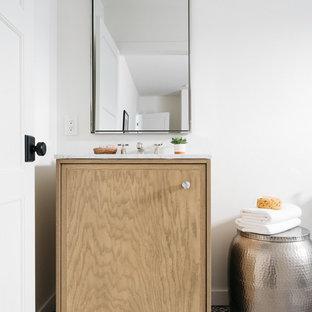 75 most popular transitional bathroom design ideas for - Discount bathroom vanities los angeles ...