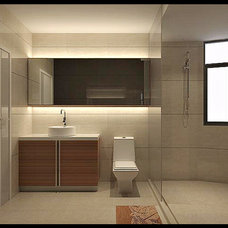 Modern Bathroom length