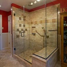 Traditional Bathroom by Leo Lantz Construction, Inc.