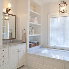 Traditional Bathroom by Lerner Interiors