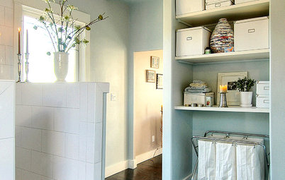 The Family Home: 8 Easy Tips for an Organized Bathroom