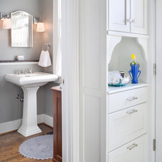 Traditional Bathroom by Orion Design, Inc.
