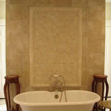 Traditional Bathroom by John Russell Construction Co.