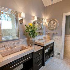 Traditional Bathroom by Jonathan Stanton, Inc