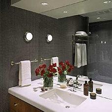 Contemporary Bathroom by LFA Architects