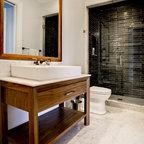 Guest Bath Nj Traditional Bathroom New York By
